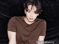 2PM (Chansung) для OhBoy! Vol. 64