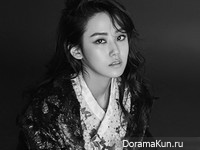 4Minute (Gayoon) для Arena Homme Plus January 2016