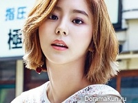 After School (Uee) для CeCi June 2016