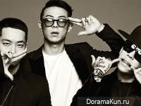 The Quiett, Dok2, Beenzino для First Look February 2016