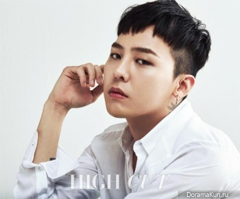 Big Bang (G-Dragon) для High Cut Vol. 173