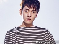 Choi Tae Joon для Grazia April 2016