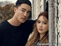 Daniel Henney, SNSD (Sooyoung) для Vogue April 2016 Extra