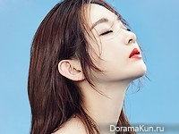 Davichi (Kang Min Kyung) для SURE June 2016 Extra