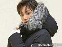 EXO (Kai) для High Cut Vol. 184