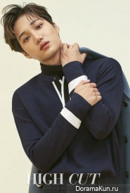 EXO (Kai) для High Cut Vol. 184