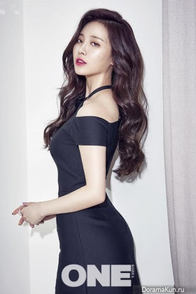 Girl's Day (Yura) для One Magazine April 2016
