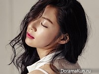 Gong Seung Yeon для SURE February 2016 Extra
