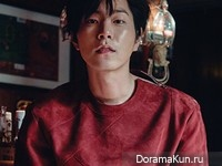 Hong Jong Hyun для Eastern Trends April 2016