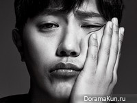 Jin Goo для Arena Homme Plus April 2016