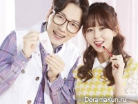 Kim So Hyun & Lee Dong Hwi для Peripera