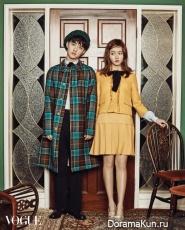 Kim So Hyun, EXO (D.O.) для Vogue Korea February 2016