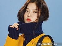 Kim Yoo Jung для Samsonite Red F/W 2016 CF