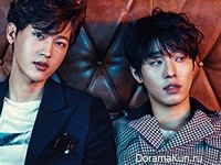 Ahn Hyo Seop, Kwak Si Yang, Song Won Suk, Kwon Do Kyun для CeCi February 2016