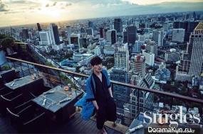 Lee Dong Wook для Singles July 2016