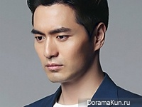 Lee Jin Wook для Samsonite Red S/S 2016