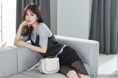 Miss A (Suzy) для Beanpole Accessories 2016 Extra