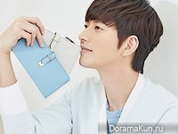 Park Hae Jin для Beanpole Accessory Spring 2016 Extra