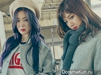 Red Velvet (Irene, Joy) для High Cut Vol. 184
