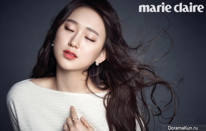 Ryu Hye Young для Marie Claire March 2016
