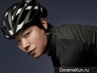Ryu Jun Yeol для Samchuly Bicycle 2016 CF