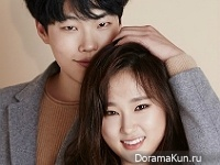 Ryu Jun Yeol, Ryu Hye Young для @Star1 December 2015 Extra
