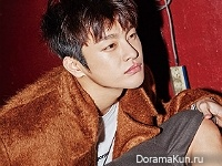 Seo In Guk для The Celebrity January 2016