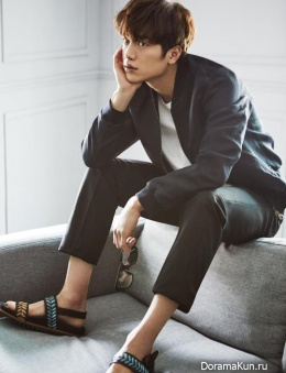 Seo Kang Joon для Luel May 2016