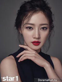 Song Ha Yoon для @Star1 March 2016