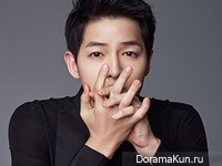 Song Joong Ki для Harper's Bazaar China May 2016