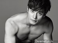 Sung Hoon для SURE January 2016
