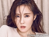 Hyomin (T-Ara) для Beauty+ March 2016