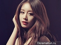 Jiyeon (T-Ara) для GanGee March 2016