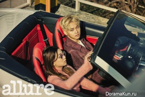 VIXX (N), Lee Ho Jung для Allure Korea February 2016
