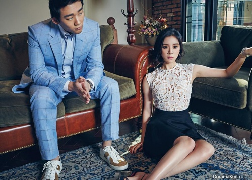 Wonder Girls (Hyerim), Bernard Park для Grazia May 2016