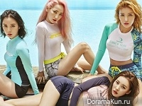 Wonder Girls для @Star1 July 2016