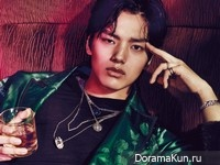 Yeo Jin Goo для W Korea March 2016