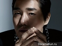 Yoo Ji Tae для Arena Homme Plus March