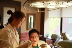 Ким Хи Сон посетила пластического хирурга для драмы Вера