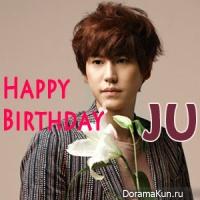 C Днем Рождения, .JU.!!