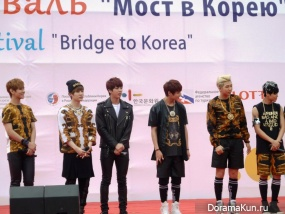 BTS in Moscow