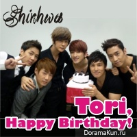 Happy Birthday, Tori!!