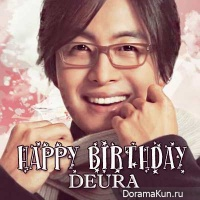 Happy Birthday, deura!!