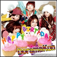 Happy Birthday DoramaKun!!