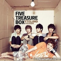 F.T Island - Five Treasure Box