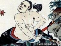 Япония. Техника харакири