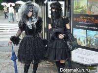 Японская Готическая Лолита