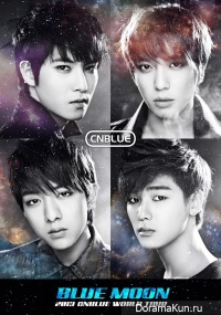 BLUE MOON 2013 CNBLUE World Tour