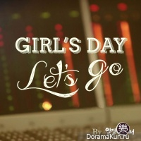 Girlss Day - Lets Go