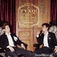 TVXQ - The 4th World Tour 'Catch Me' Live Album